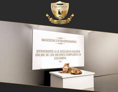 Copy Mascotas Extraordinarias - PURINA® PRO PLAN®