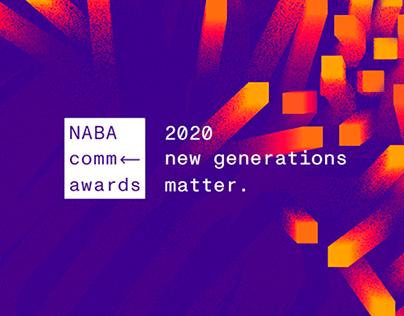 NABA comm← awards