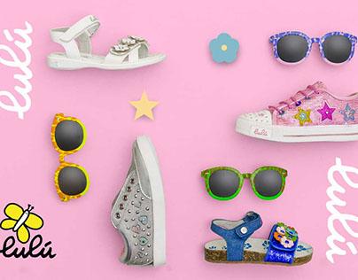 Lulú Shoes Campaign