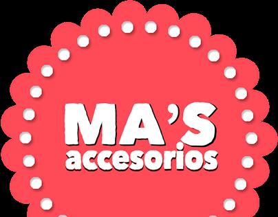 Ma's Accesorios Logo