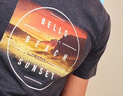 Modern Summer Prints for T-shirts