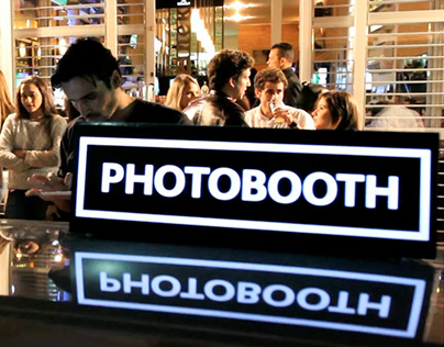 Mini Photobooth