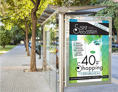 40 ANS DE SHOPPING