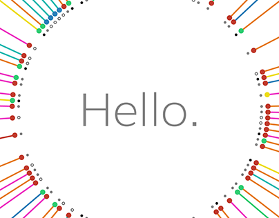 Hello. - A Data Visualization Project