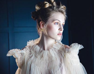 The Blue Melody for Elegant Magazine