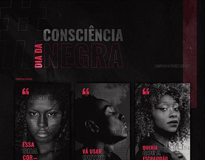 Campanha Dia da Consciência Negra