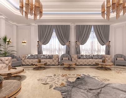 main majles interior design