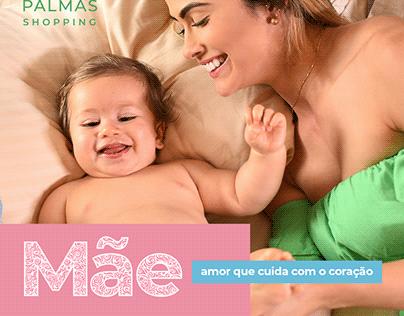 Amor que cuida com o coração - Dia das Mães