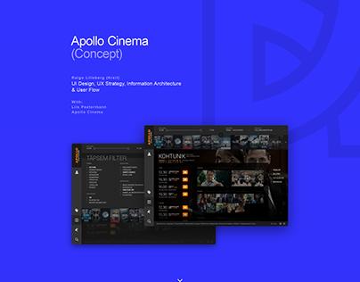 Apollo Cinema (Concept)