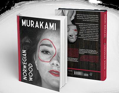 BOOK COVER | NORWEGIAN WOOD