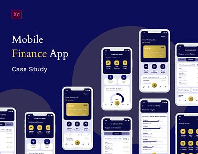 Banking app Case Study