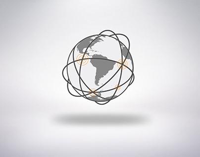 LOGO - Global World Planet Earth