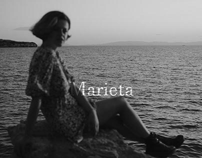Portraits x Marieta
