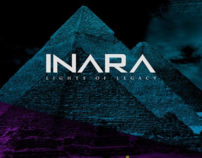 INARA - logo design / ui/ social