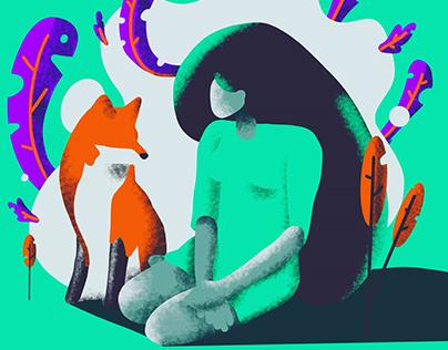 Trendy Illustrations 2019