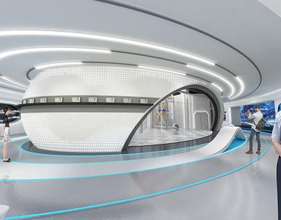 Quantum Computer Experience Hall