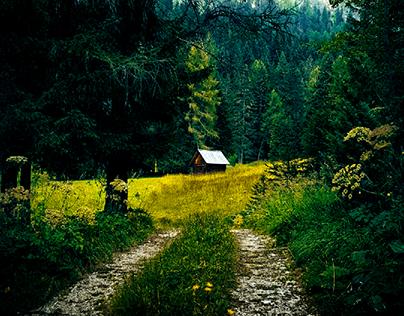 Mountain House, Trentino