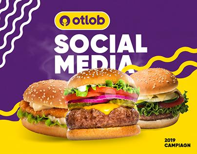 Otlob Campaign | 20LE Offer
