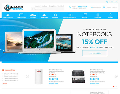 Mago Digital - eCommerce