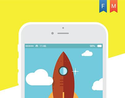 Landing Page • Mobile App • UX/UI