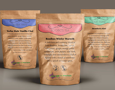 Package Redesign-Steeped and Infused
