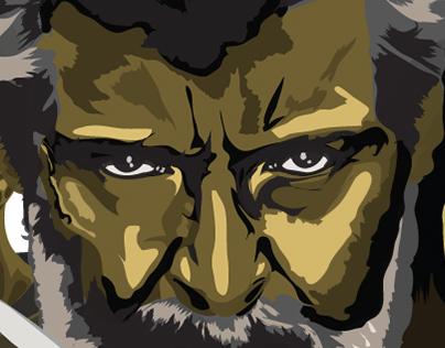 Logan poster design.