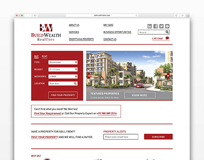 BWR- Responsive Website Design