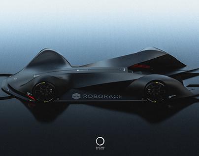 | Lamborghini x Roborace concept robo-car |