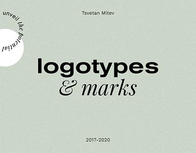 Logotypes & Marks — 2017-2020