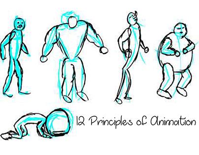 12 Principles of Animation