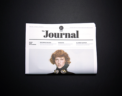 The Journal by B&O Play