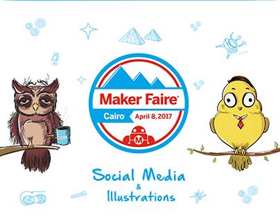 MFC'17 SocialMedia & Illustrations