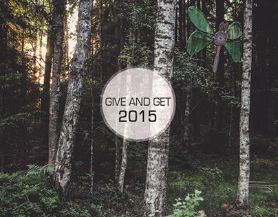 Hippie Festival Give and Get 2015