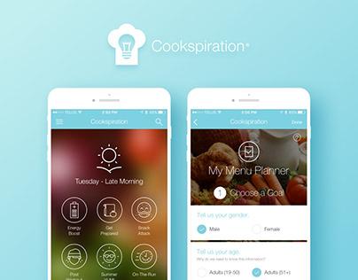 Cookspiration App
