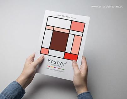 Tríptico Colors para Bosnor