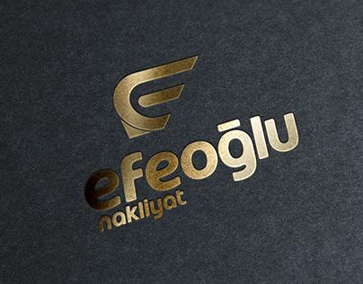 Transport corporation logo & branding design