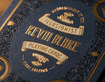 Kevin Blake Illusionist Deck