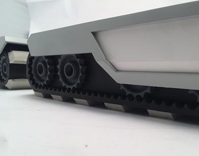Lunar Rover Final Model