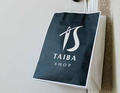 Taiba Shop (Clothes) Logo