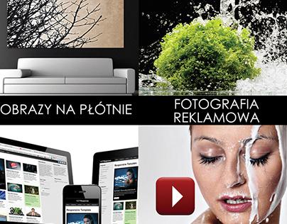 Projekt Broszury - Agnecja Reklamowa