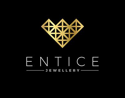 Entice Jewellery: Branding