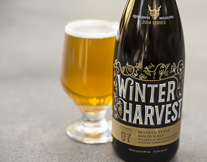 Winter Harvest Beer Design