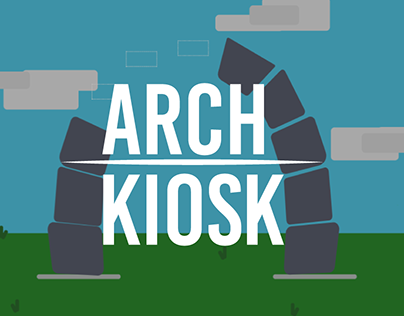 Arch Kiosk | Virtually Build the STL Arch