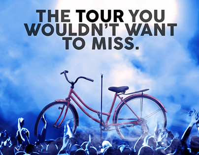 Mock Advertisement (Touring Bike)