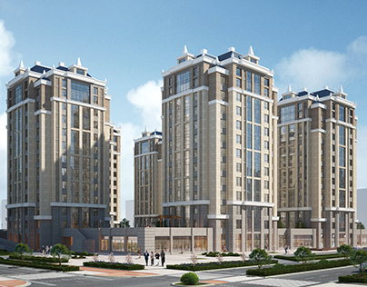 Residential Complex/ Atyrau