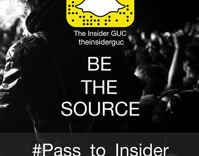 Social Media Posts for Insider GUC