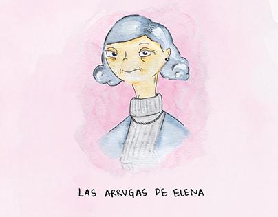Las Arrugas de Elena