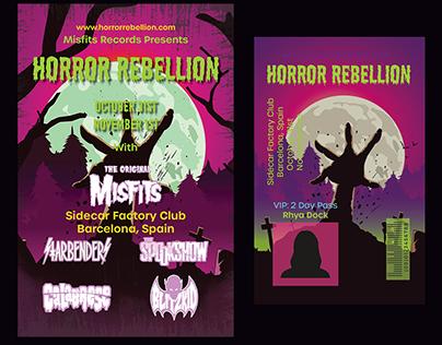 Horror Rebellion