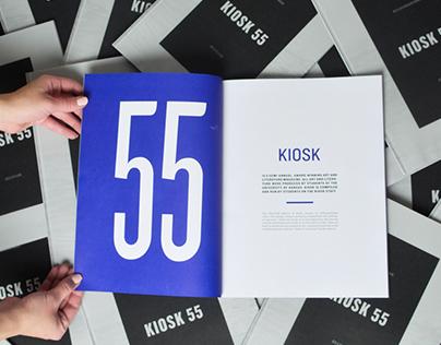Kiosk 55: Bildungsroman Edition