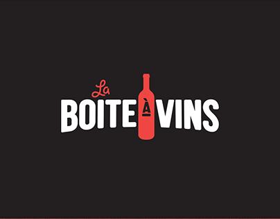 La boîte à vins